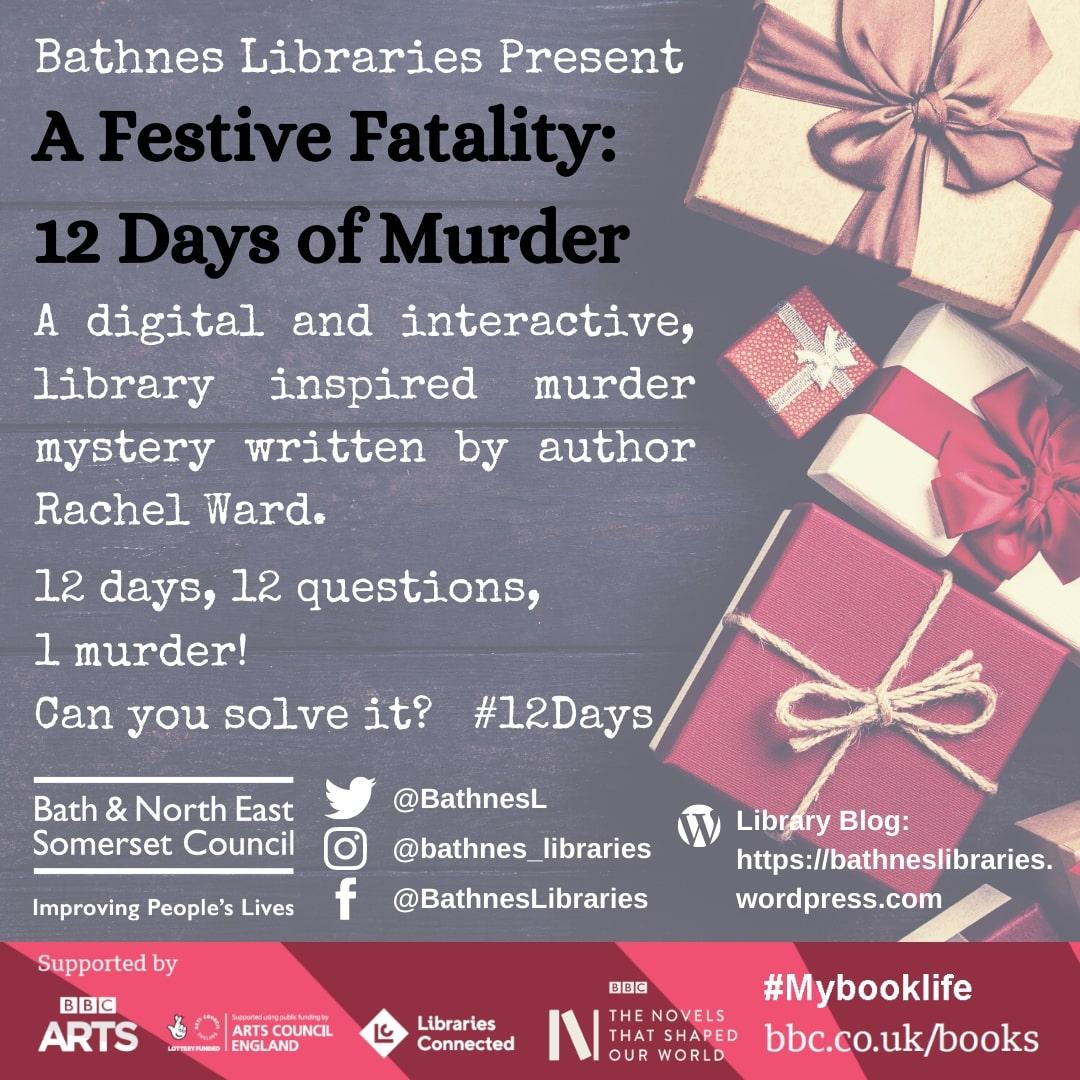 12 days of murder